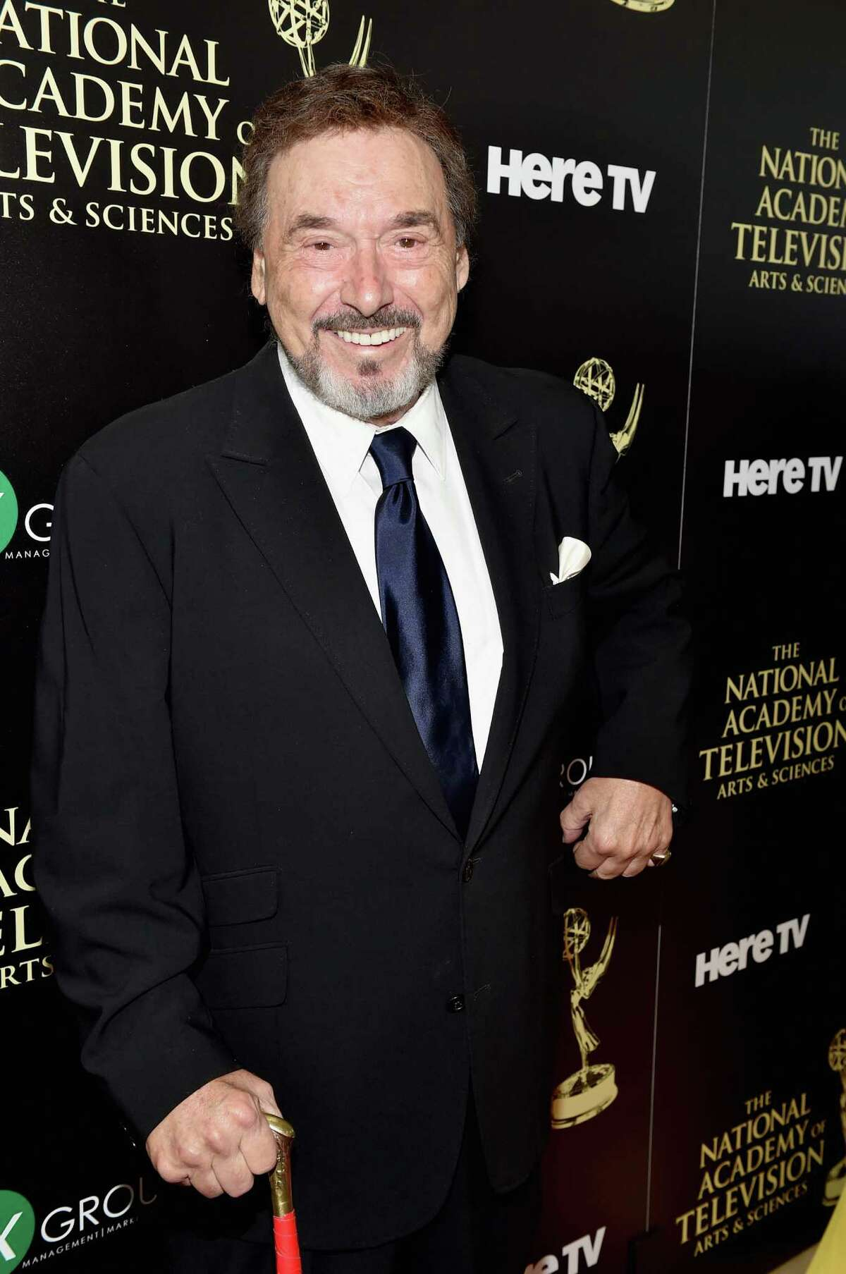 """Actor Joseph Mascolo, known for his work as a bad guy on """"Days of Our Lives,"""" battled with Alzheimer's disease. He was 87 years old."""