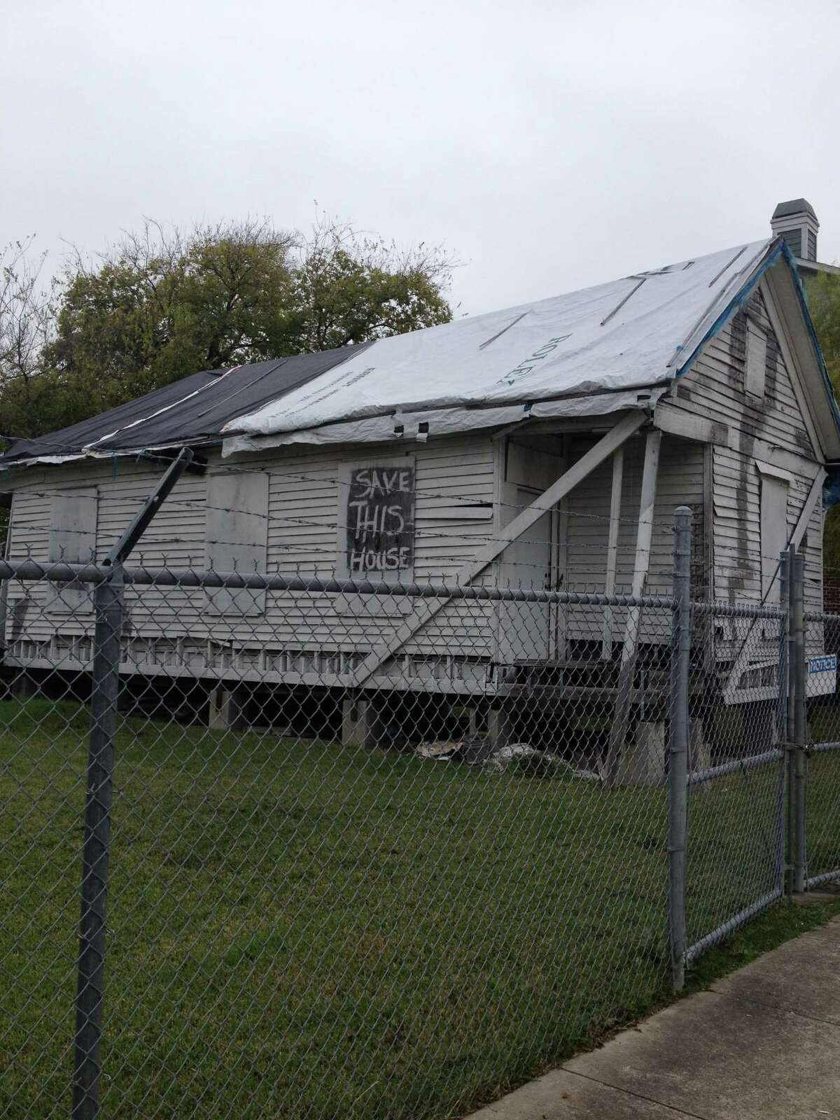 The Rutherford B.H. Yates Museum, Inc., owns six historic homes in Freedmen's Town. They need extensive restoration.