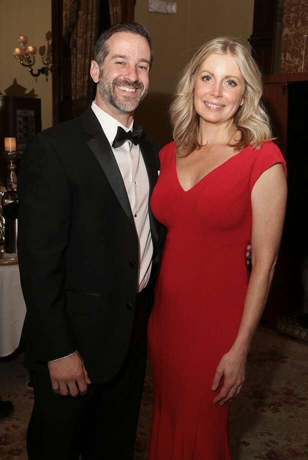 Were you Seen at theSaratoga Springs History Museum  Holiday Gala on Friday, December 9, 2016 at theCanfield Casino in  Saratoga Springs? Photo: Joe Putrock/Special To The Times Union