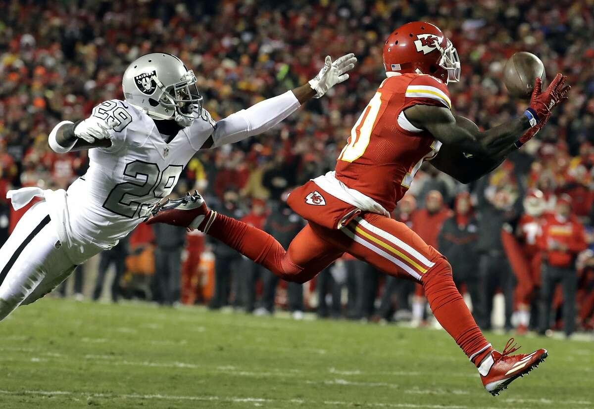 Despite Broncos Defense, Team Cant Get Past Kansas City