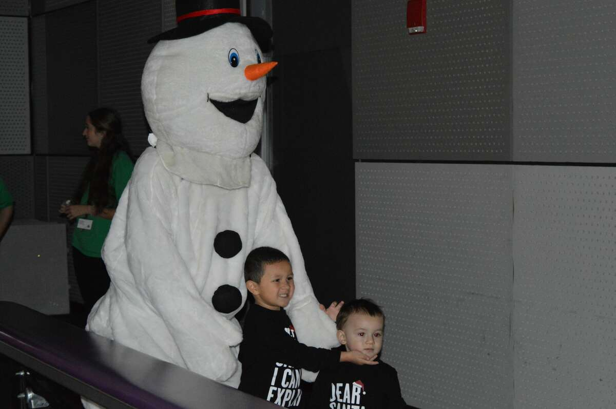 The North Pole came to Stepping Stones Museum for kids in Norwalk on December 10, 2016. Children enjoyed crafts, activities and a visit from Santa. Were you SEEN?