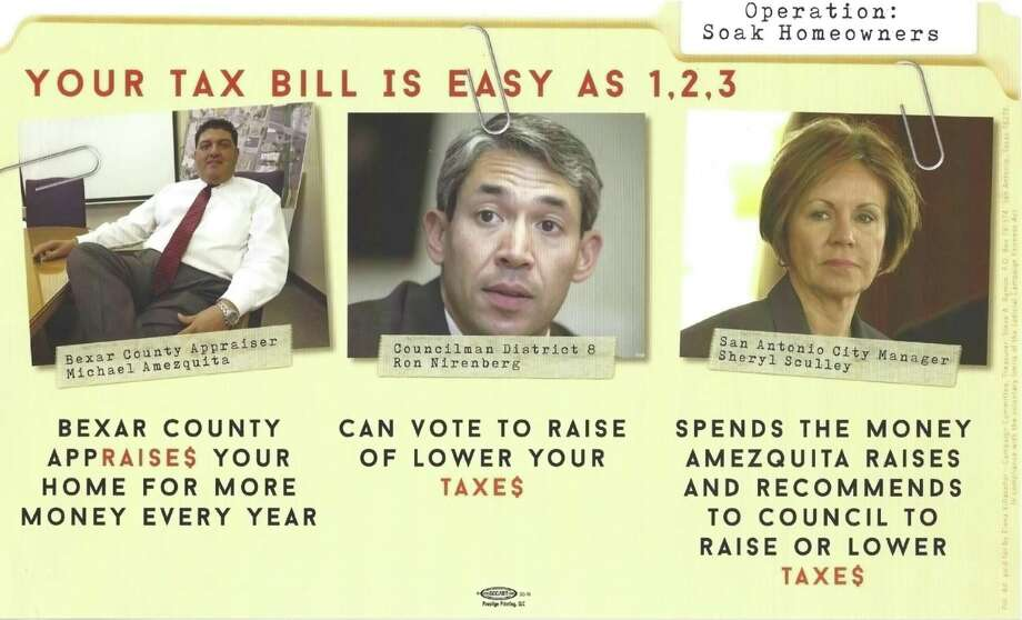 In the days leading up to his mayoral announcement, Ron Nirenberg has been targeted by an anti-tax mailer. Photo: File Photo