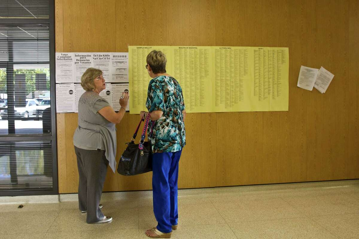 Few voters enter the voting booth having researched most races, let alone every candidate on the ballot. Absent other information, party affiliation is a good hint about the general philosophy of a judicial candidate.