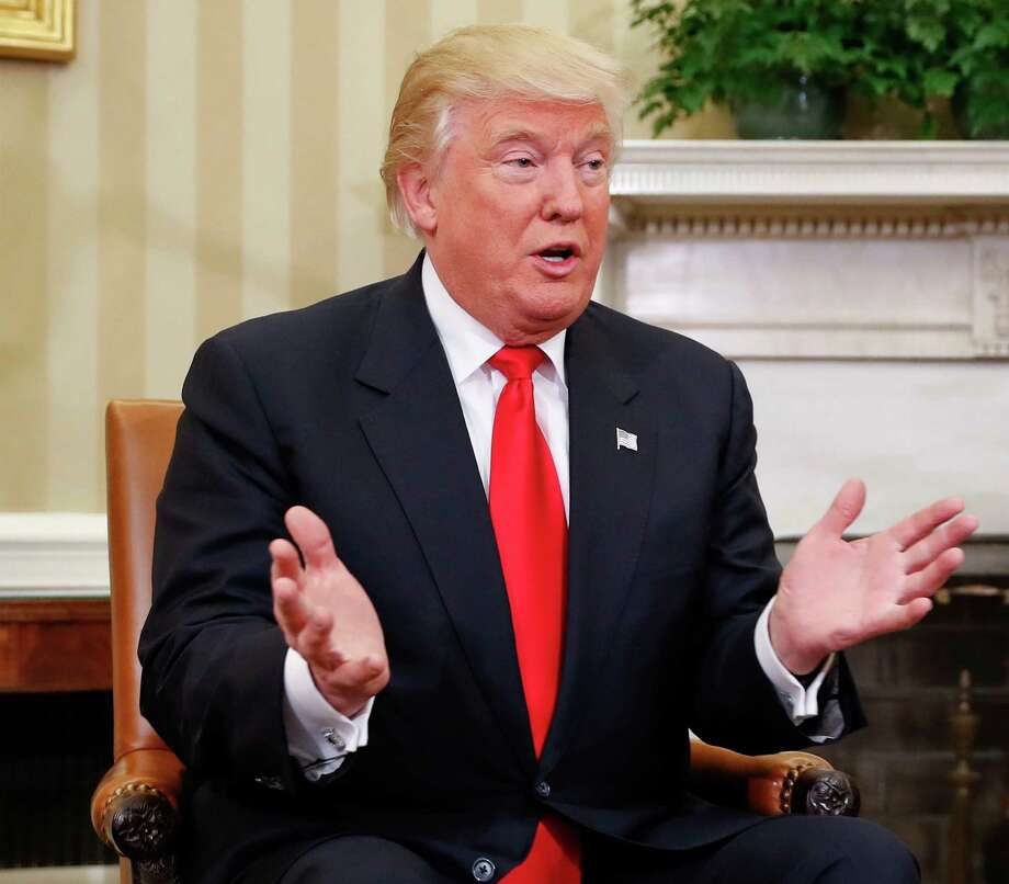 President-elect Donald Trump often talks about his business success, but his new role will require different skills. Photo: Pablo Martinez Monsivais, STF / Copyright 2016 The Associated Press. All rights reserved.
