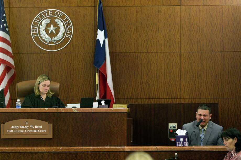 "State District Judge Stacey W. Bond, described in a Chronicle endorsement as ""one of the most impressive judicial candidates"" with whom the editorial board met during this year's election cycle, was among quality Republican incumbents who were swept out by a wave of Democratic straight-ticket voting. Photo: Johnny Hanson, Staff / © 2013  Houston Chronicle"