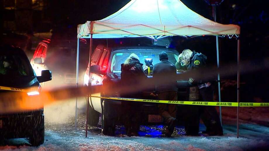 The Snohomish County Sheriff's Office is investigating after a man was shot and killed in a Bothell neighbhorhood. Photo: KOMO News