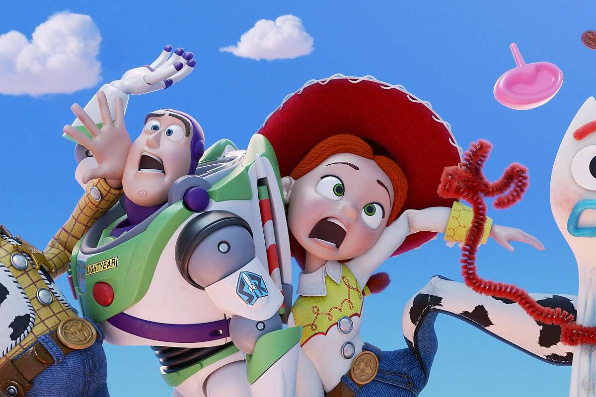 Pixar shows off the technical sorcery behind 'Toy Story 4'
