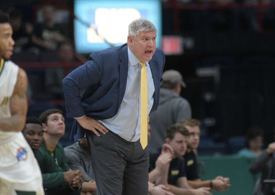 Siena coach Jimmy Patsos wondered if players' issues off the court might carry over to games. (Times Union archive)
