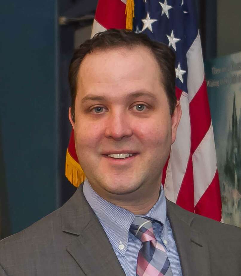 Joshua Smith is the new Superintendent of New Milford Public Schools. April 2016 Photo: Contributed Photo / Hearst Connecticut Media / The News-Times Contributed