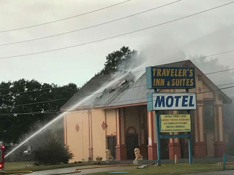Photo: Rosenberg Fire Department