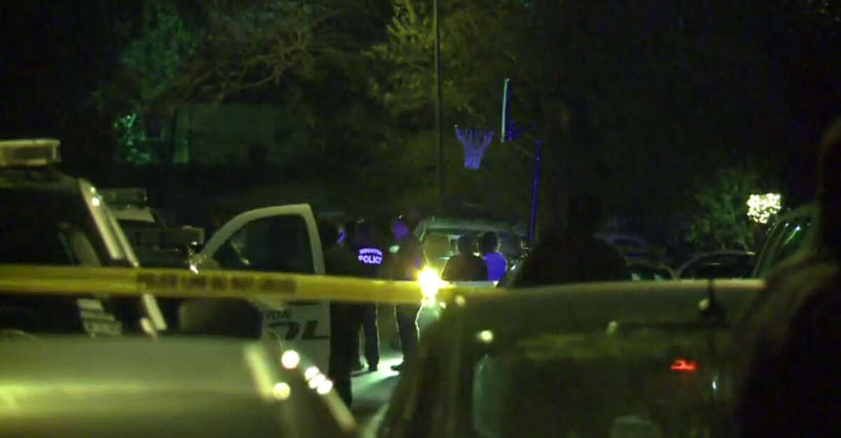 Police are investigating a shooting in southeast Houston.