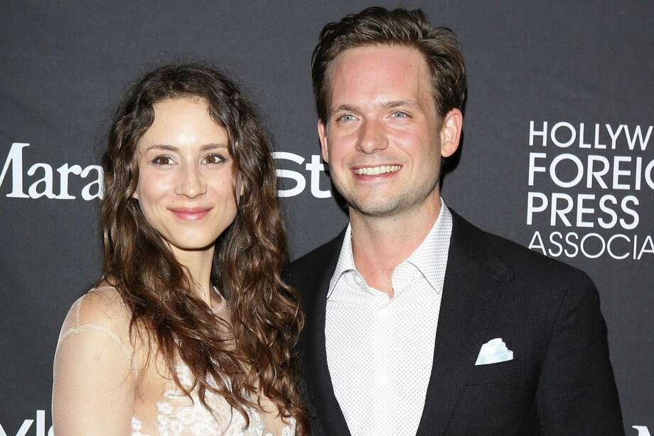 'PLL' star Troian Bellisario marries actor Patrick J. Adams
