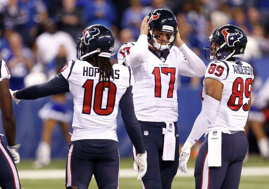 Jacksonville (2-11) plus-5 at Houston (7-6)Texans 20-17 Photo: Brett Coomer, Houston Chronicle / © 2016 Houston Chronicle
