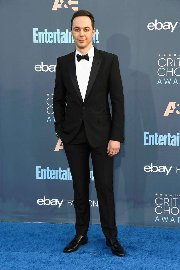 SANTA MONICA, CA - DECEMBER 11:  Actor Jim Parsons attends The 22nd Annual Critics' Choice Awards at Barker Hangar on December 11, 2016 in Santa Monica, California.  (Photo by Frazer Harrison/Getty Images) Photo: Frazer Harrison/Getty Images