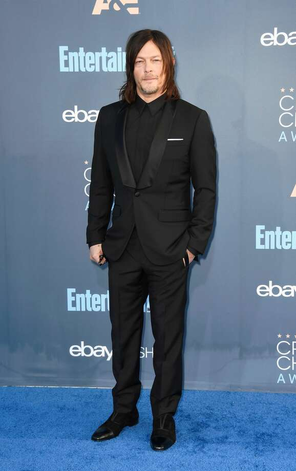 SANTA MONICA, CA - DECEMBER 11:  Actor Norman Reedus attends The 22nd Annual Critics' Choice Awards at Barker Hangar on December 11, 2016 in Santa Monica, California.  (Photo by Frazer Harrison/Getty Images) Photo: Frazer Harrison/Getty Images