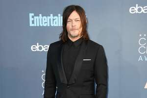 SANTA MONICA, CA - DECEMBER 11:  Actor Norman Reedus attends The 22nd Annual Critics' Choice Awards at Barker Hangar on December 11, 2016 in Santa Monica, California.  (Photo by Frazer Harrison/Getty Images)