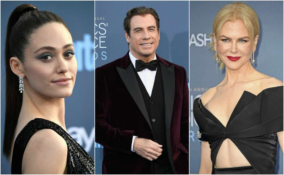>>Keep clicking for the best and worst looks of the 22nd Critics' Choice Awards. Photo: Getty Images