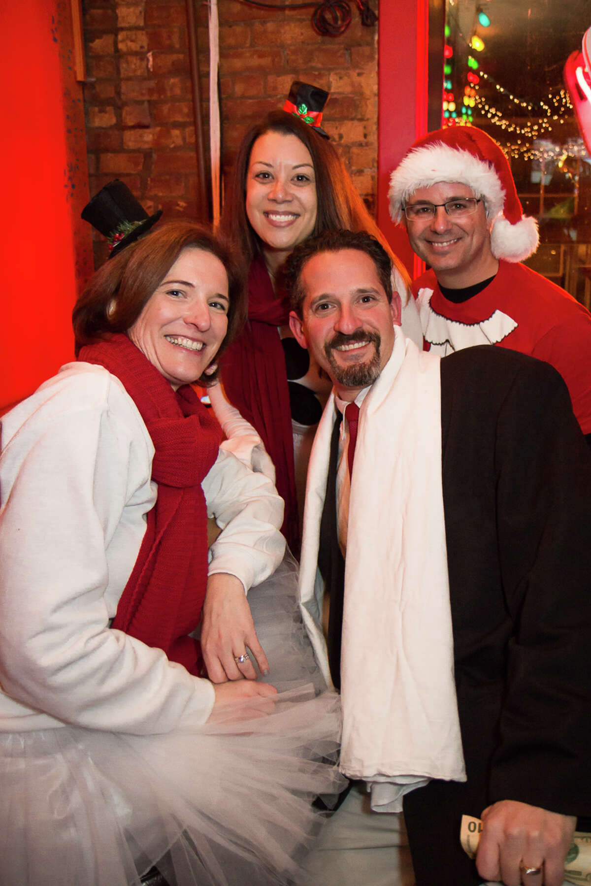 Were You Seen at the 11th Annual Santa Speedo Sprint on Lark Street in Albany on Saturday, December 10, 2016? Proceeds of the event benefit the Albany Damien Center and the HIV/AIDS program at Albany Medical Center.