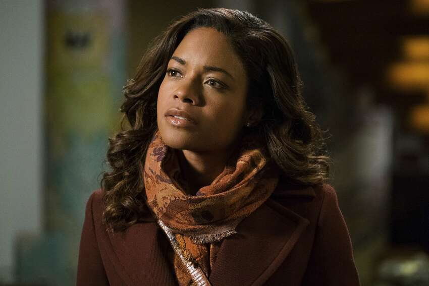 Naomie Harris is part of the all-star cast of