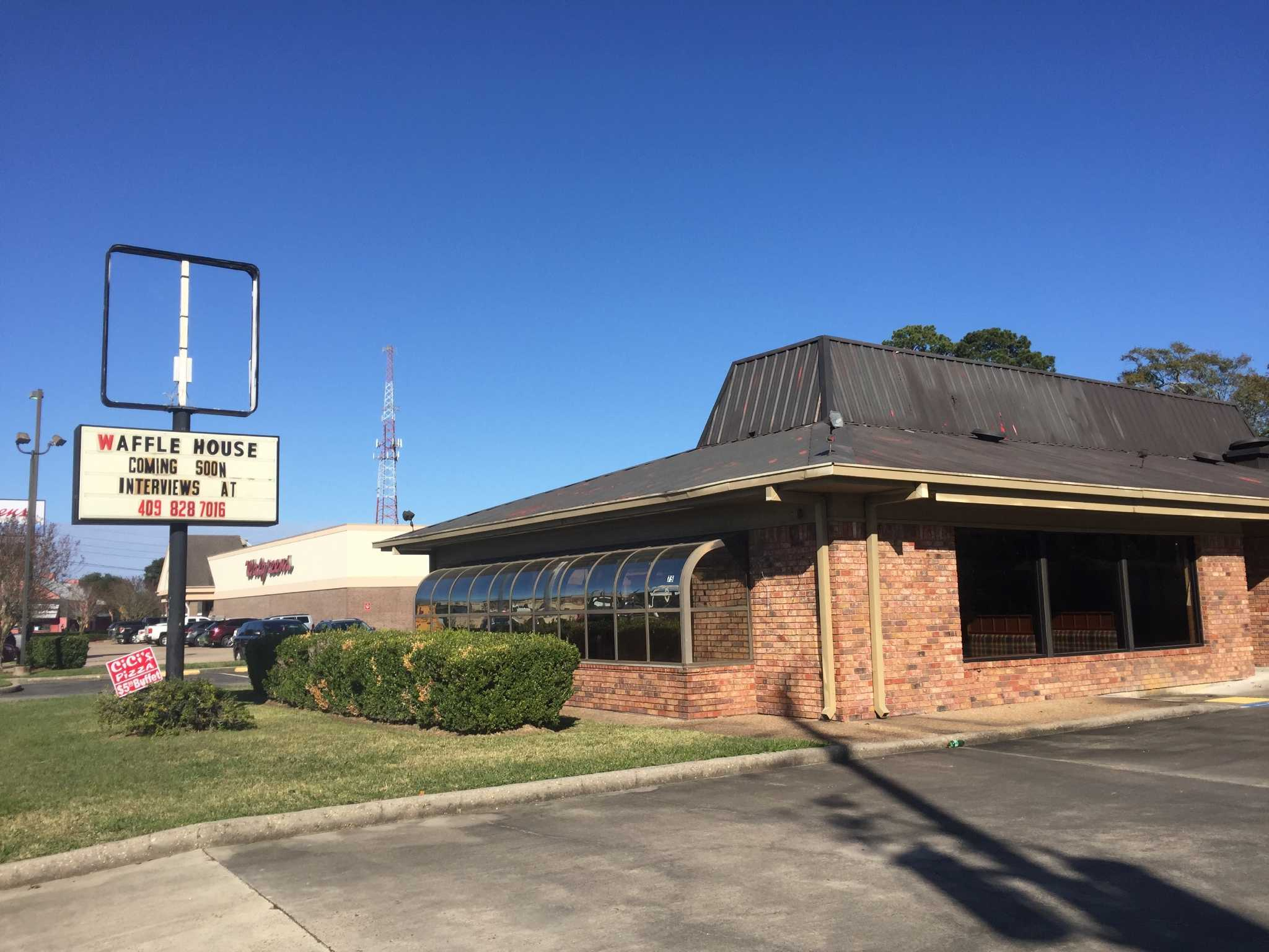 New Waffle House in West End to open next year Beaumont Enterprise