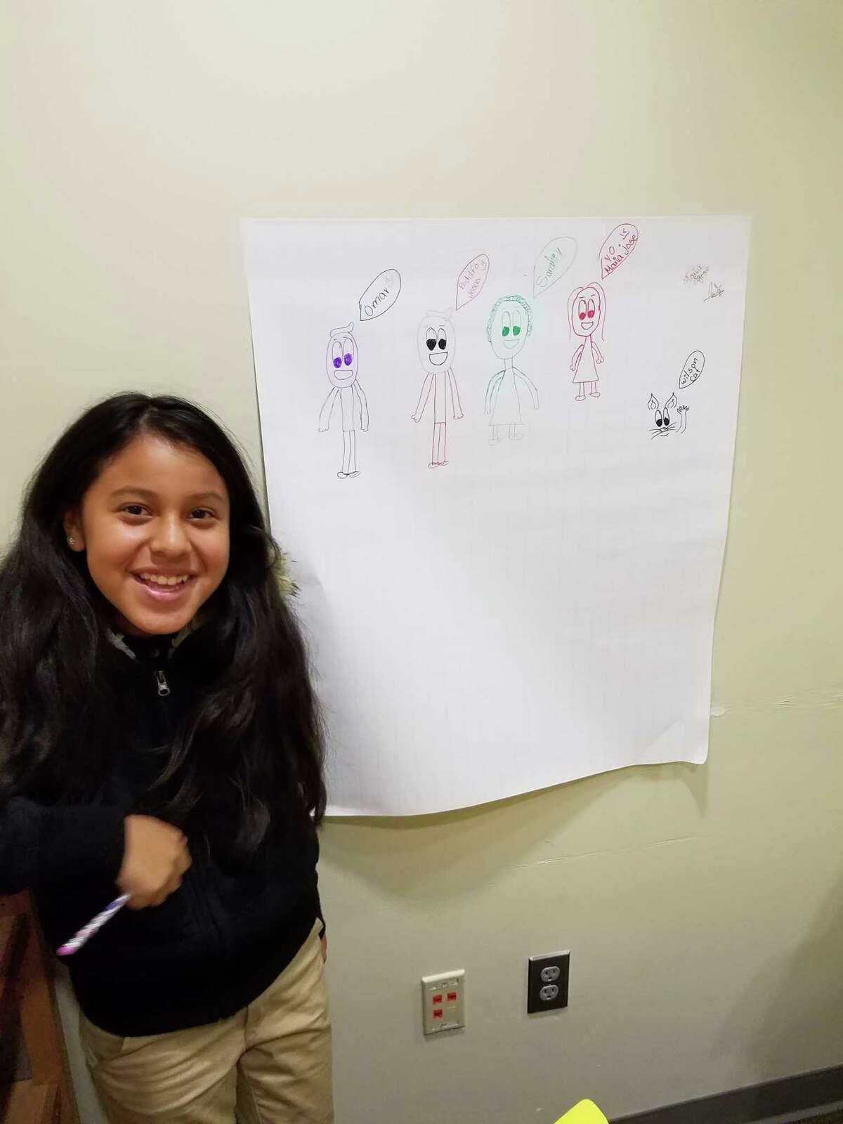 Spring Forest Middle School is the school to numerous refugee children and thus a program has been implemented to help those students adjust to the education system.