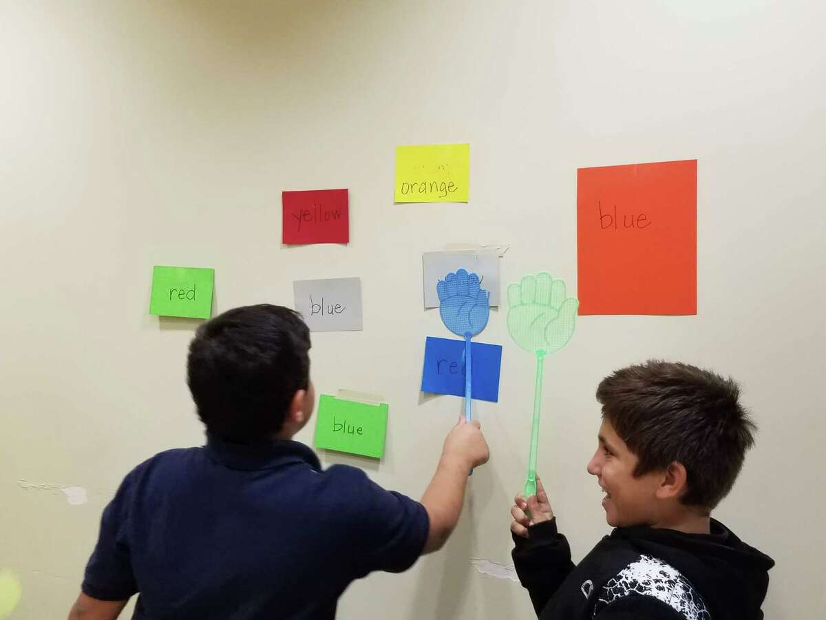 Spring Forest Middle School enrolls numerous refugee children and thus a program has been implemented to help them adjust to the education system.