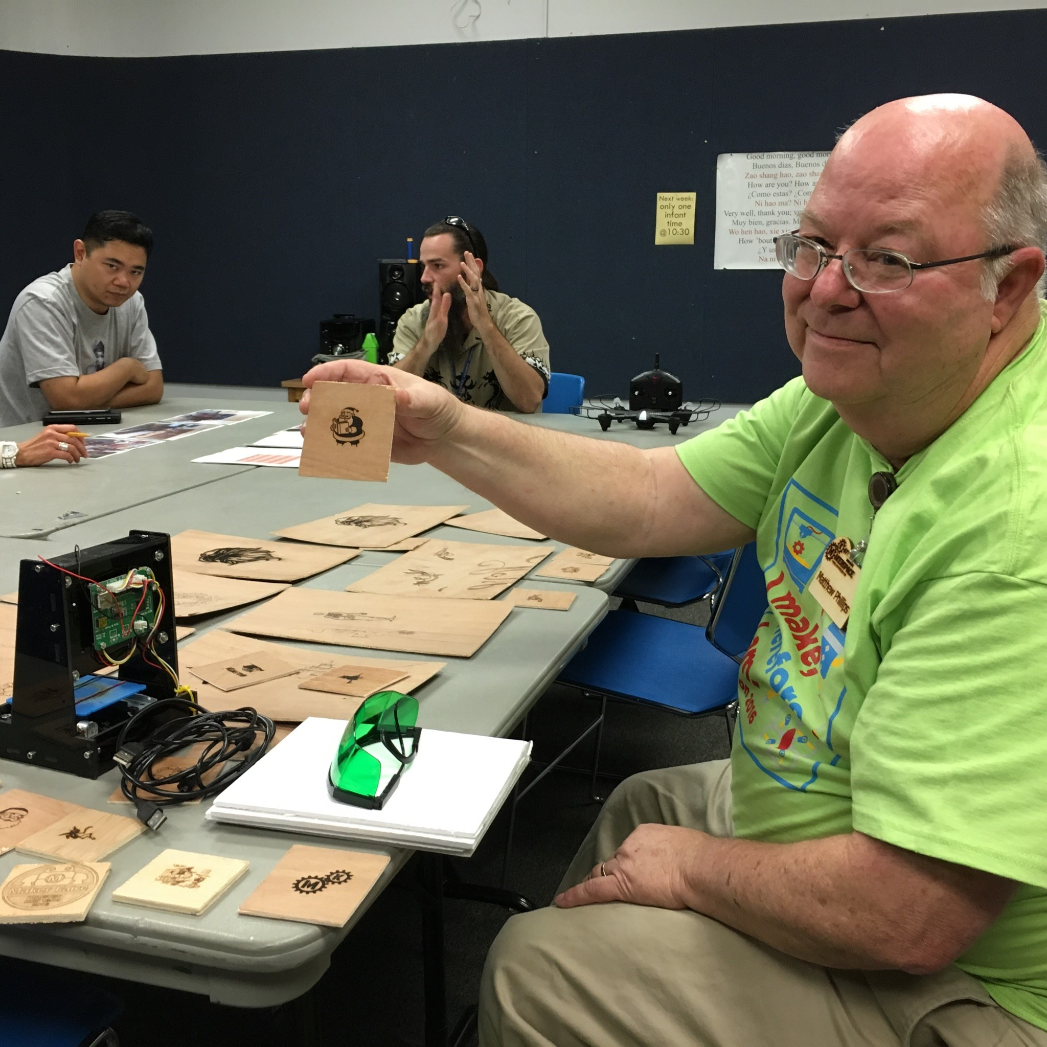 MakerSpace Encourages People To Create, Learn