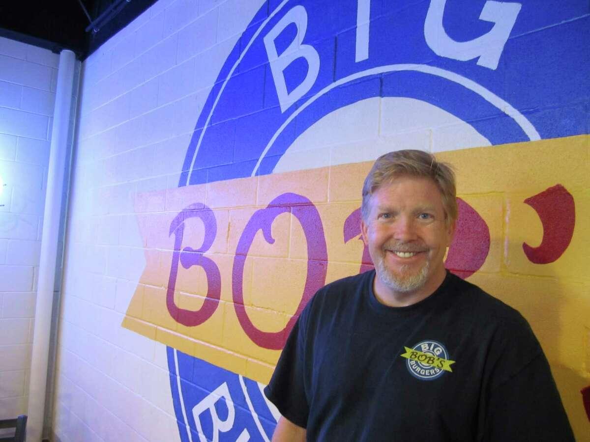 Robert Riddle of Big Bob's Burgers.