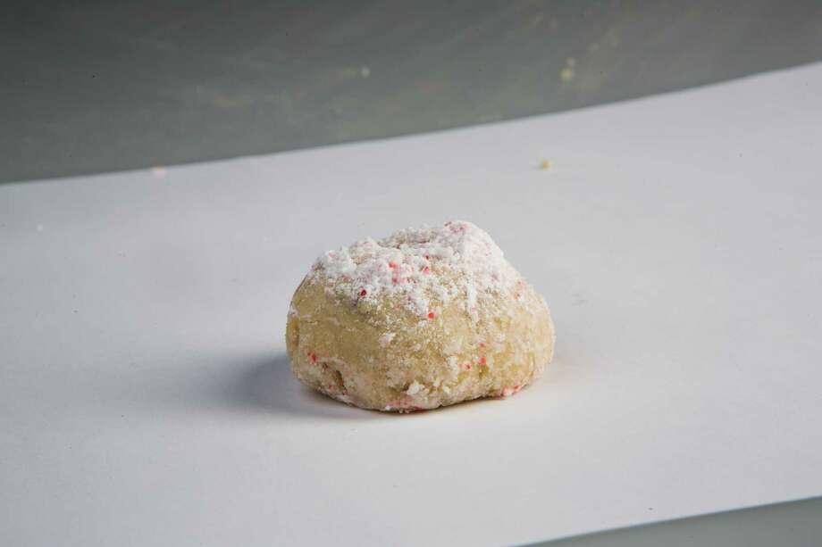 Peppermint Candy Cookie Photo: Marie D. De Jesus, Staff / © 2016 Houston Chronicle