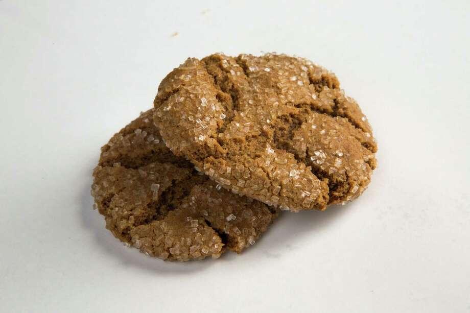 Molasses Cookies Photo: Marie D. De Jesus, Staff / © 2016 Houston Chronicle