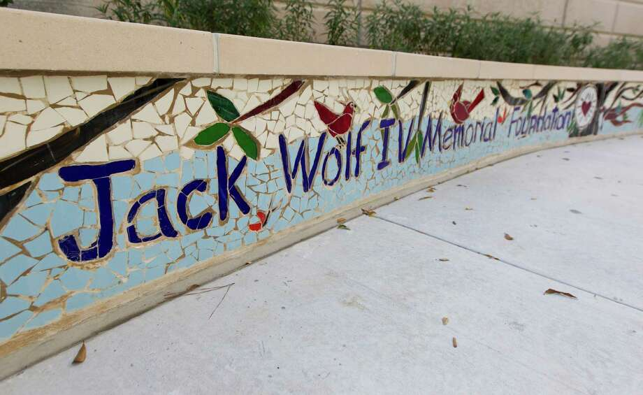 The Jack Wolf, IV Memorial Foundation was create by Paige and John Wolf after their son Jack died of osteogenesis imperfecta shortly after being born. Photo: Jason Fochtman, Staff Photographer / Houston Chronicle