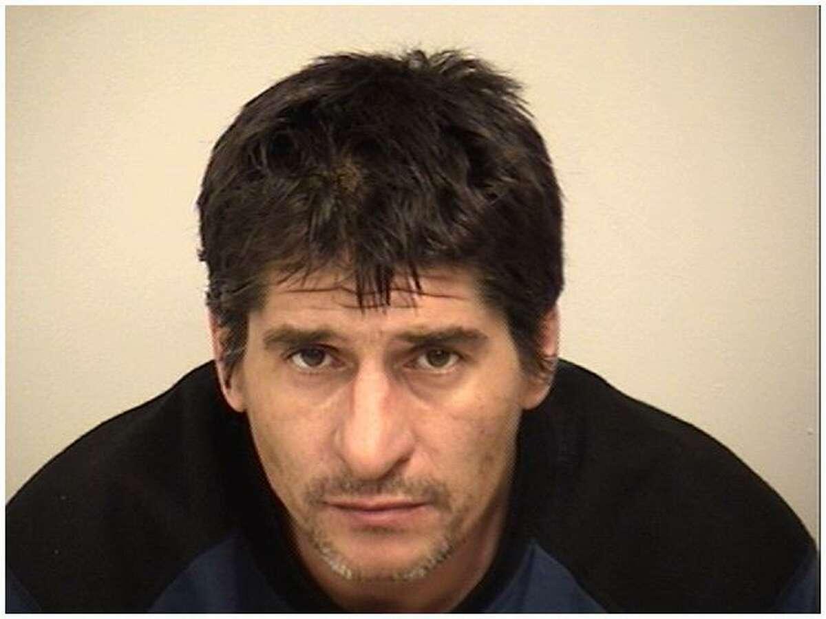 Kristopher Flint, 45, of Stratford, was arrested on Dec. 6, 2016 in Westport, Conn. for allegedly shoplifting in November.