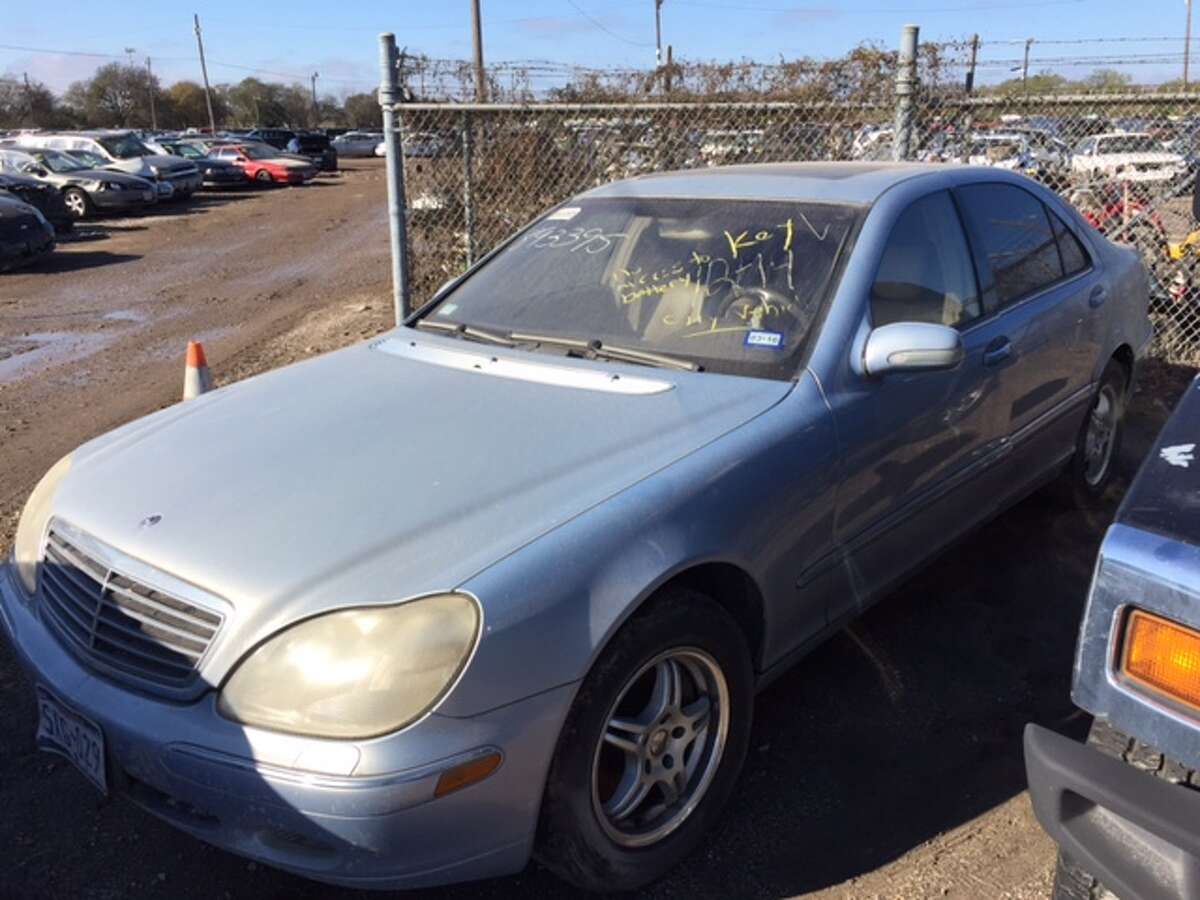 2002 Mercedes s430 Private party value in good condition with standard options: $3,507.