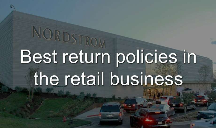 Continue clicking to see the retailers with the best return policies. Photo: Gary Fountain