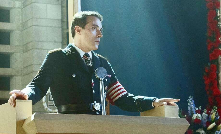 "Rufus Sewell plays a Nazi in Amazon Prime's ""The Man in the High Castle,"" which returns for its second season on Friday, Dec. 16. Photo: Liane Hentscher, TNS"