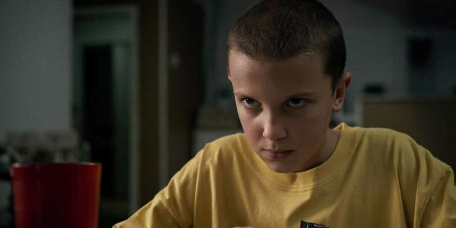 """Hit show """"Stranger Things"""" tipped its stylistic hat to '80s touchstones like """"The Goonies"""" and """"E.T."""" The music also recalled '70s and '80s synth band Tangerine Dream. The show's second season should begin summer 2017. Photo: HONS / Netflix"""