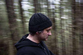 Keith Johnson walks towards Rattle Snake Ledge in North Bend, a favorite hike of his on the weekends. Keith went through a severe bout of depression following a crisis several years ago. In his darkest moments he contemplated suicide at Rattle Snake Ledge, but lacked the strength to leave his home. He now confidently hikes the same spot to clear his head, finding solace in the outdoors and the exercise.