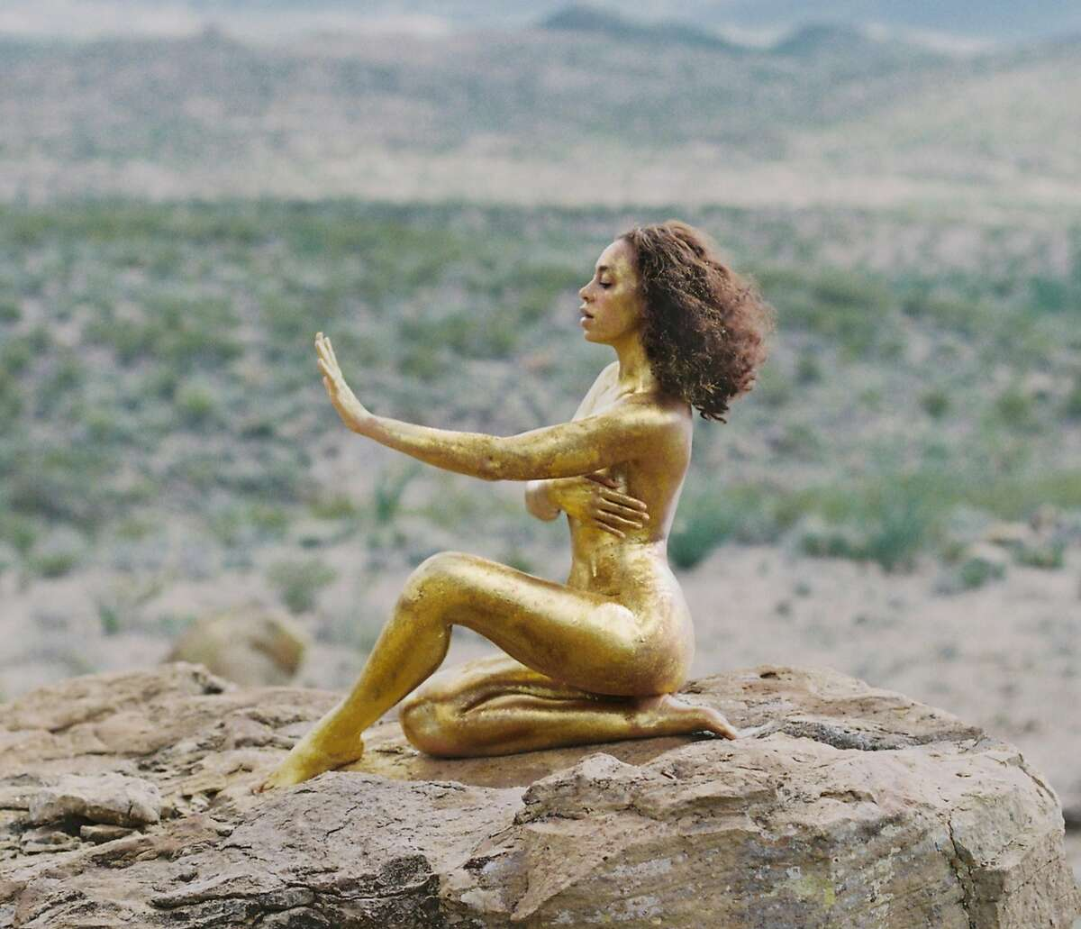 Solange�Knowles released a 112-page digital book with her album A Seat At the Table.