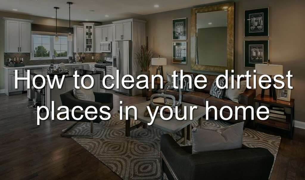 how to clean your house quickly for last minute visitors - houston