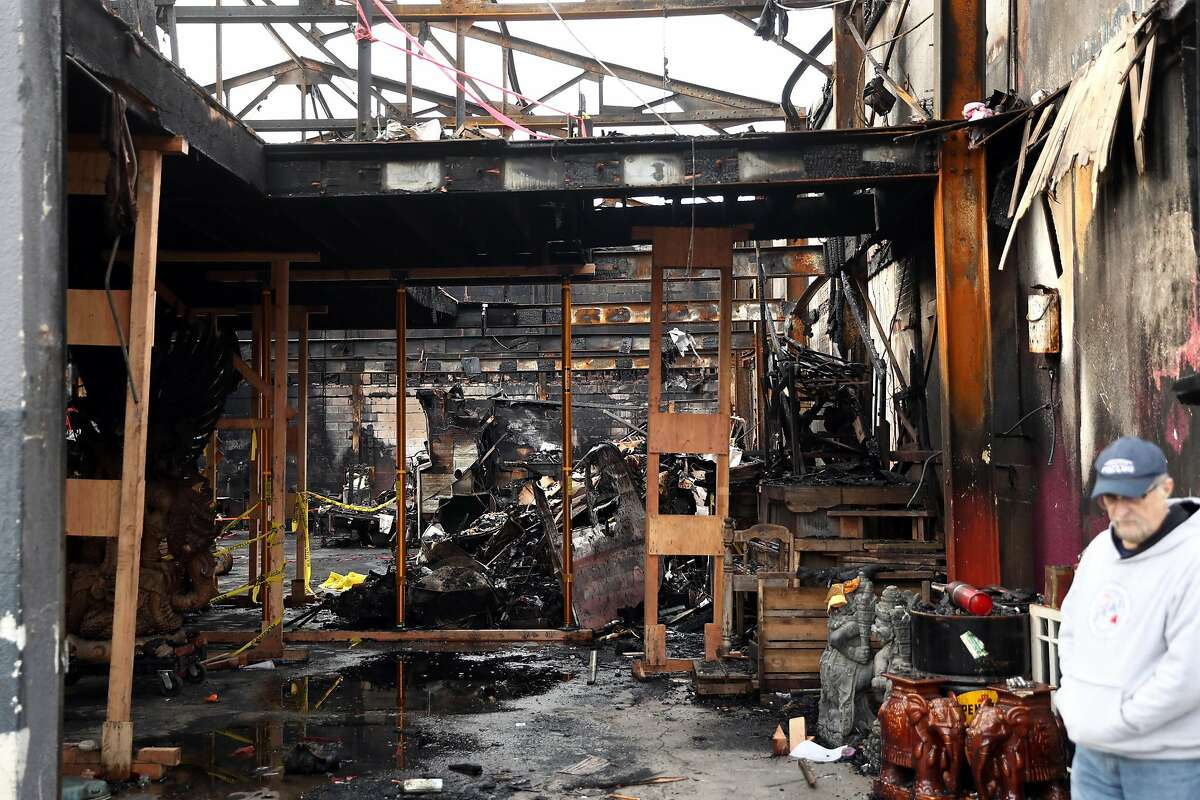 Oakland's new policy was developed in response to the Ghost Ship warehouse fire in December.