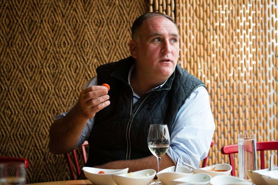 Celebrity chef José Andrés is in a legal battle with Donald Trump that beganwhen the chef backed out of a deal to open a restaurant in Trump's luxury hotel complex on Pennsylvania Avenue in Washington, D.C. Photo: Washington Post Photo By Sarah L. Voisin