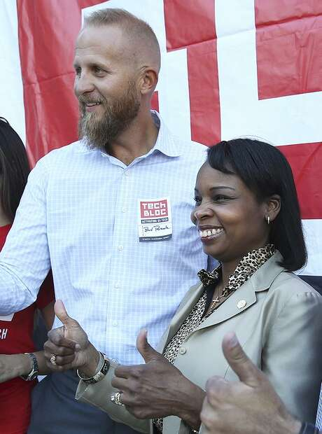 Brad Parscale, a supporter of Mayor Ivy Taylor, recently bought domains for websites with names similar to those of a another declared mayoral candidate and a potential candidate. Photo: San Antonio Express-News /File Photo