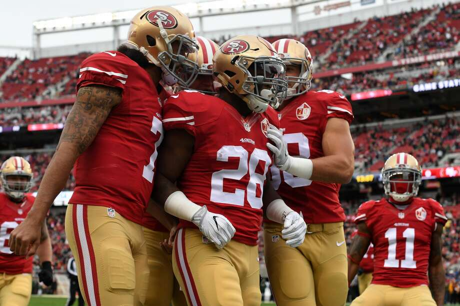 San Francisco 49ersOver/under wins: 4.5 Photo: Thearon W. Henderson/Getty Images