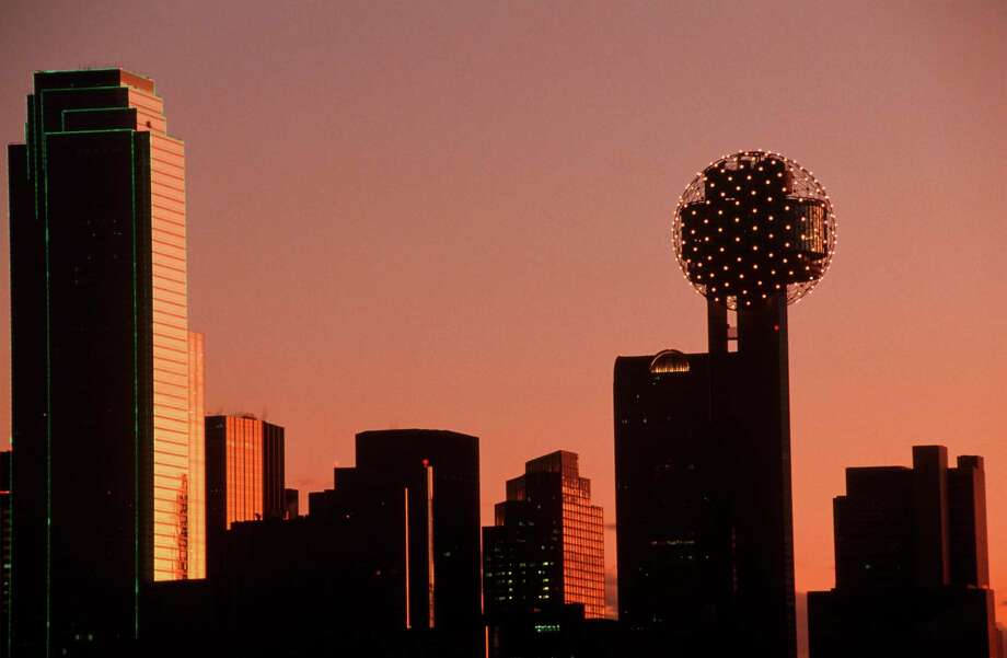 Out of all of Texas' big cities, Dallas is the most reflective of the U.S. economy overall. A lot of its growth has come from  well-paid jobs in the business and financial services sectors. Photo: G.A. Rossi, CTR / dpa