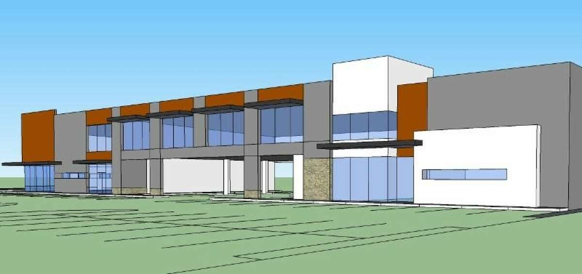 The 10,224-square-foot medical office building under construction in downtown Friendswood is scheduled for completion in May 2017, according to the city.
