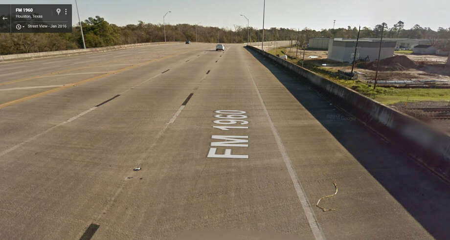The bridge where a pedestrian was hit and killed early Tuesday, Dec. 13, 2016. (Google Street View)
