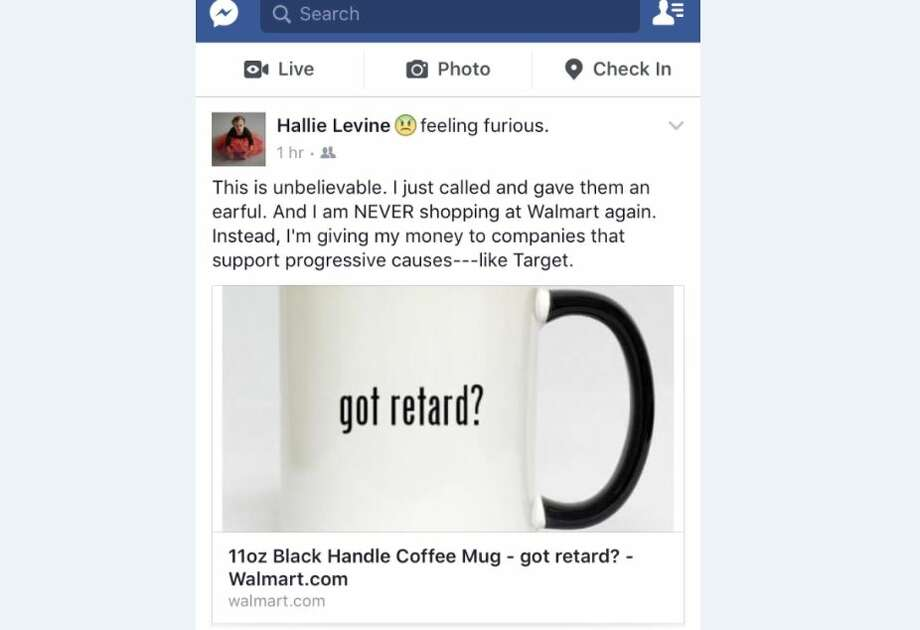 Amazon and Walmart face flak for selling offensive mug.>>Click to see other business blunders.