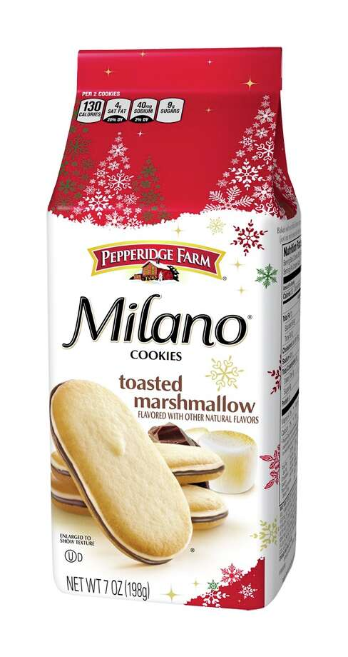Pepperdige Farm toasted marshmallow Milano cookies Photo: Pepperidge Farm