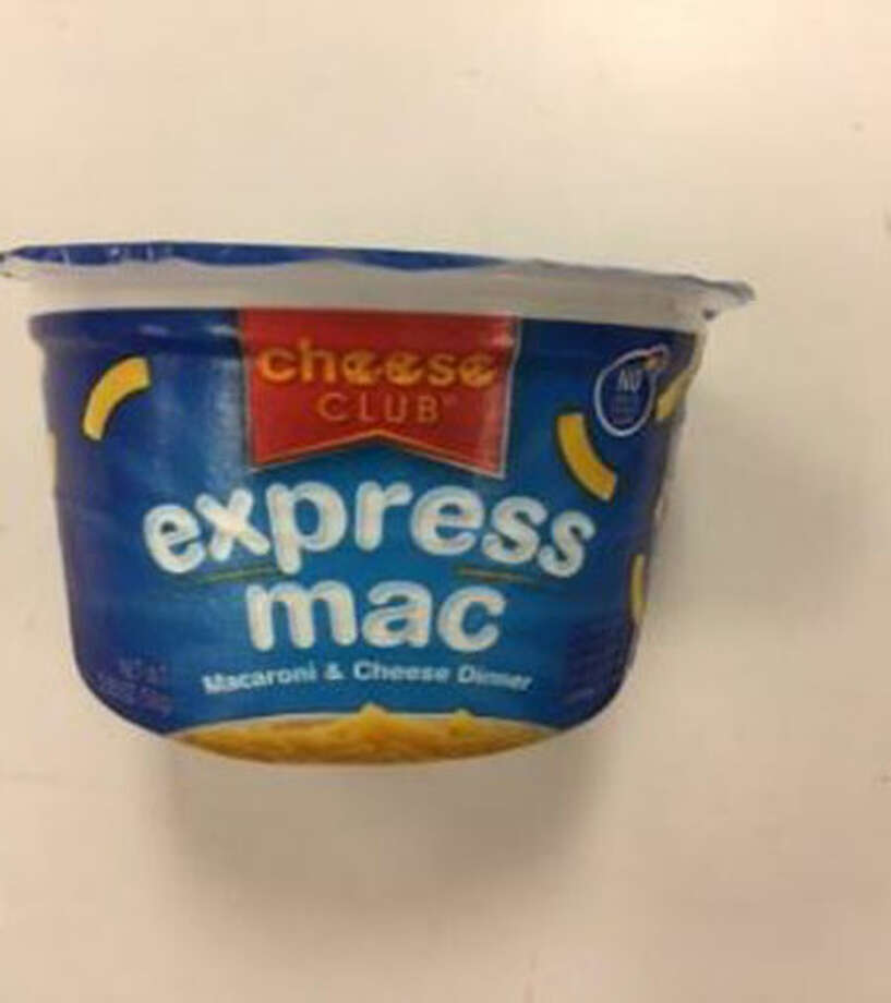 TreeHouse Foods, Inc. announced a voluntary recall of certain macaroni and cheese cup products containing cheddar cheese seasoning which may be contaminated with Salmonella. Photo: FDA Press Release