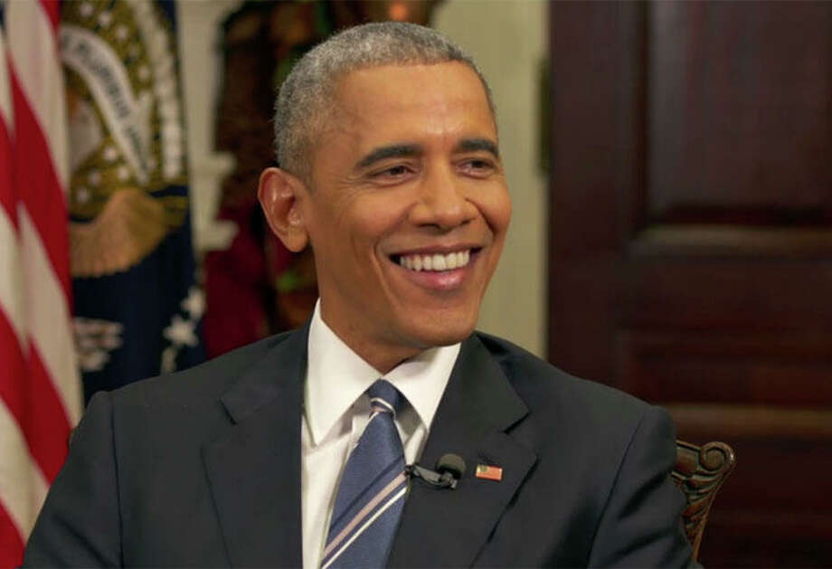"Former President Barack Obama.  ""At this moment in history, President Obama is probably the most coveted speaker in the world,"" Lori Mathison, Greater Vancouver Board of Trade.  They've booked him for a speech on March 5., The Daily Show 